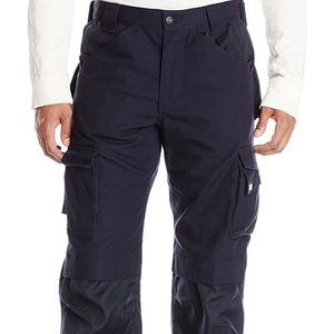 Mascot men's durable working pants padded knees